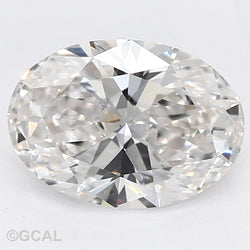 0.53 Carat  | Oval | G Colour | VS2 Clarity | Lab Grown Diamond