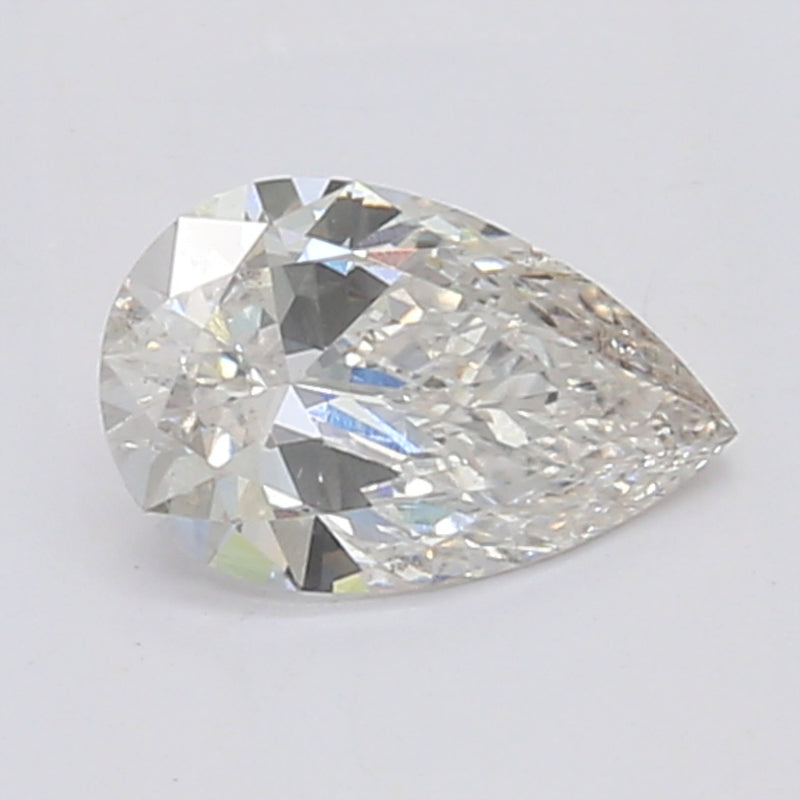 0.72 Carat  | Pear | G Colour | SI1 Clarity | Lab Grown Diamond