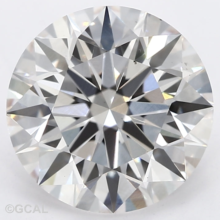 1.55 Carat  | Round | I Colour | VS2 Clarity | Lab Grown Diamond