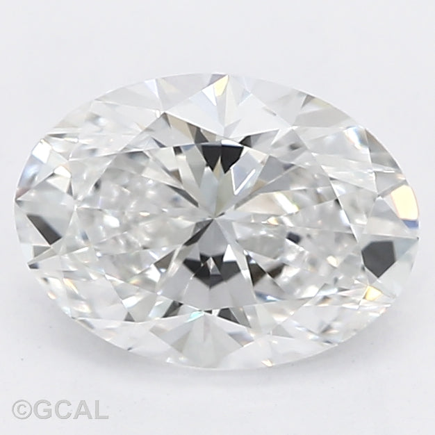 0.55 Carat  | Oval | D Colour | VS1 Clarity | Lab Grown Diamond