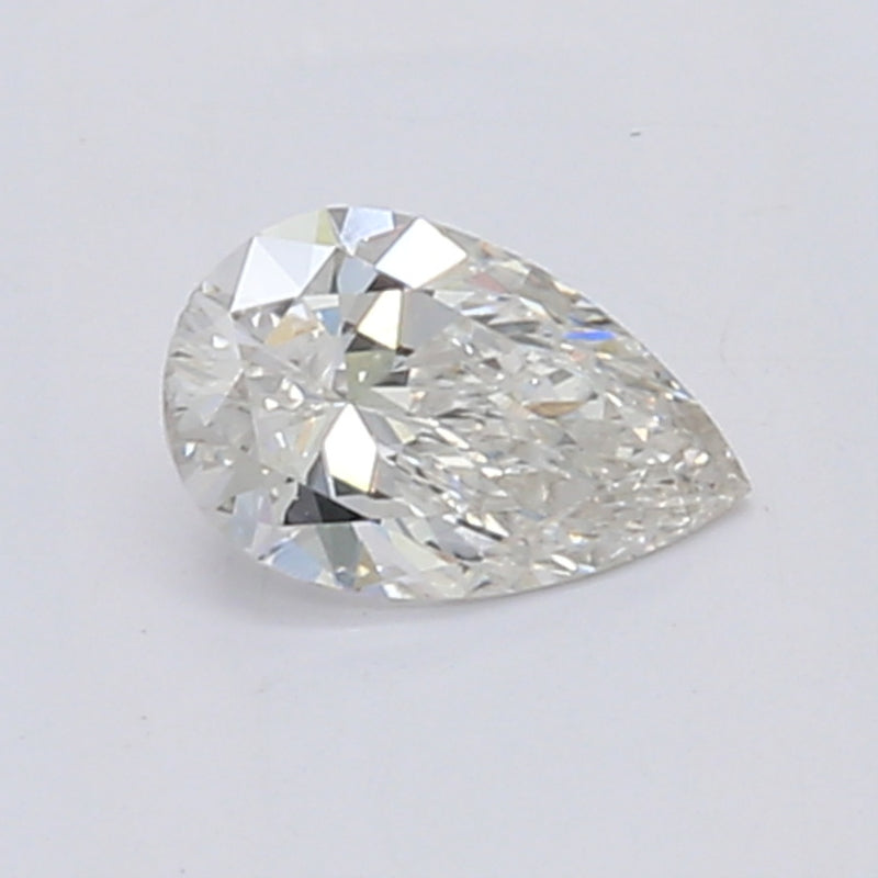 0.43 Carat  | Pear | G Colour | SI1 Clarity | Lab Grown Diamond
