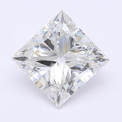 3.02 Carat  | Princess | G Colour | VS1 Clarity | Lab Grown Diamond