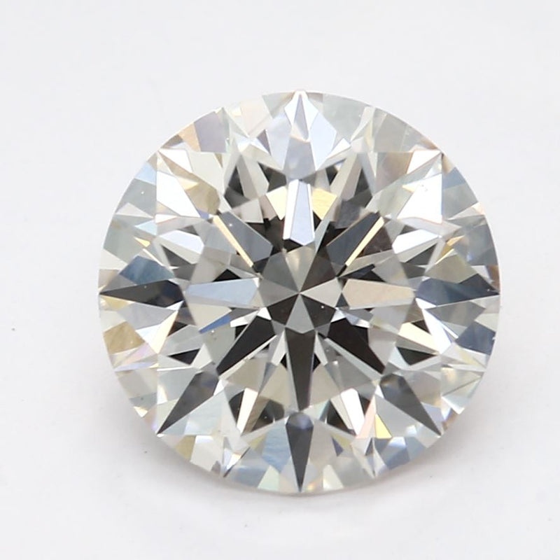 1.51 Carat  | Round | J Colour | VS2 Clarity | Lab Grown Diamond
