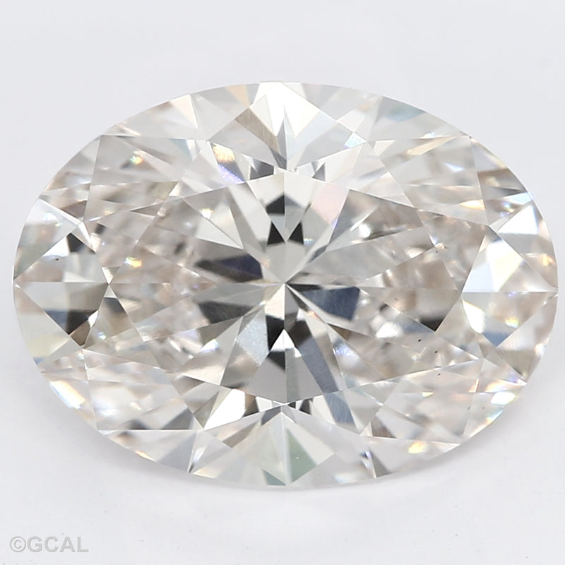 2.59 Carat  | Oval | J Colour | VS2 Clarity | Lab Grown Diamond