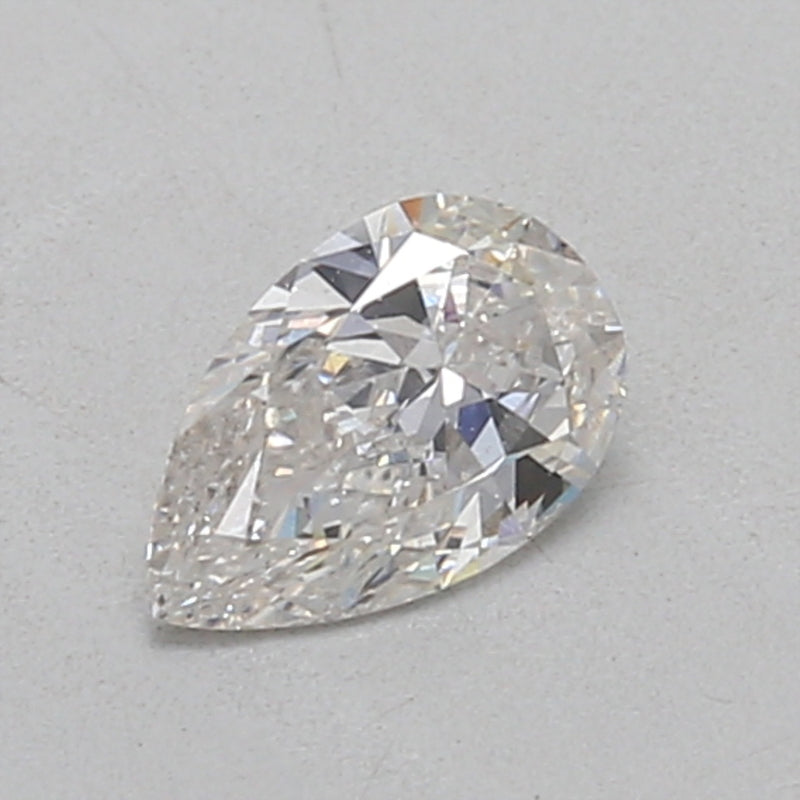 0.5 Carat  | Pear | H Colour | VS2 Clarity | Lab Grown Diamond