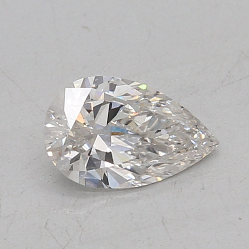 0.6 Carat  | Pear | G Colour | VS2 Clarity | Lab Grown Diamond
