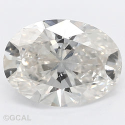 0.55 Carat  | Oval | H Colour | SI1 Clarity | Lab Grown Diamond