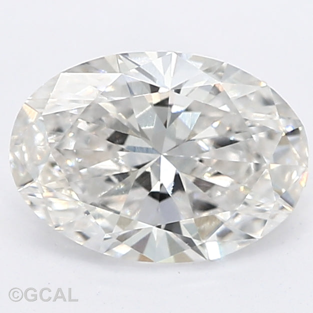 0.54 Carat  | Oval | F Colour | VS1 Clarity | Lab Grown Diamond