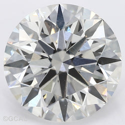 1.59 Carat  | Round | H Colour | VS2 Clarity | Lab Grown Diamond