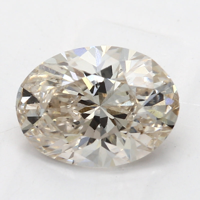 1.2 Carat  | Oval | J Colour | VS2 Clarity | Lab Grown Diamond