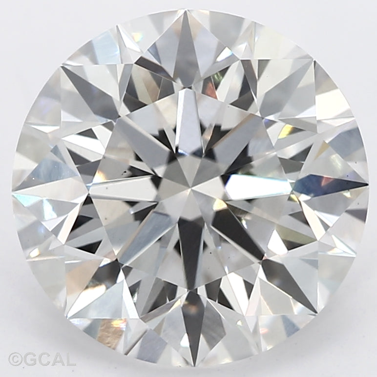 2 Carat  | Round | G Colour | VS2 Clarity | Lab Grown Diamond