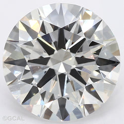2.04 Carat  | Round | I Colour | VS2 Clarity | Lab Grown Diamond