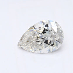 0.52 Carat  | Pear | G Colour | VVS2 Clarity | Lab Grown Diamond