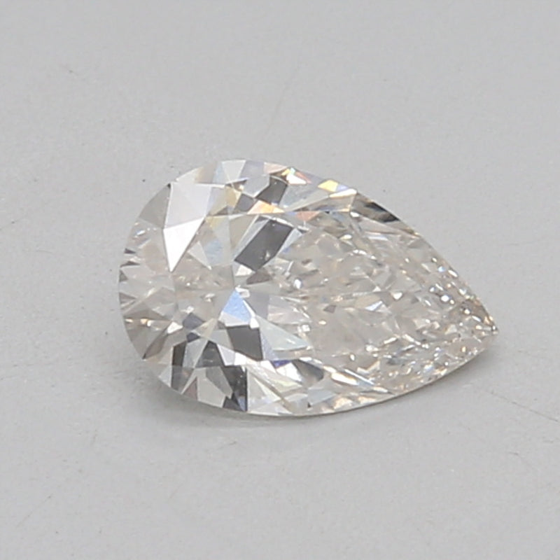 0.72 Carat  | Pear | H Colour | VS2 Clarity | Lab Grown Diamond