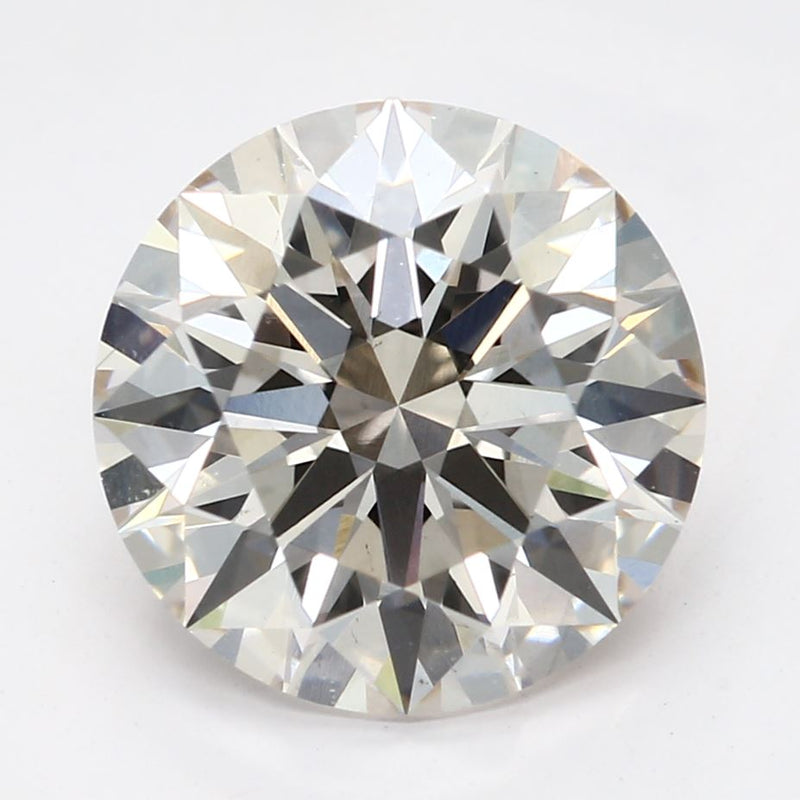 2.06 Carat  | Round | I Colour | VS1 Clarity | Lab Grown Diamond