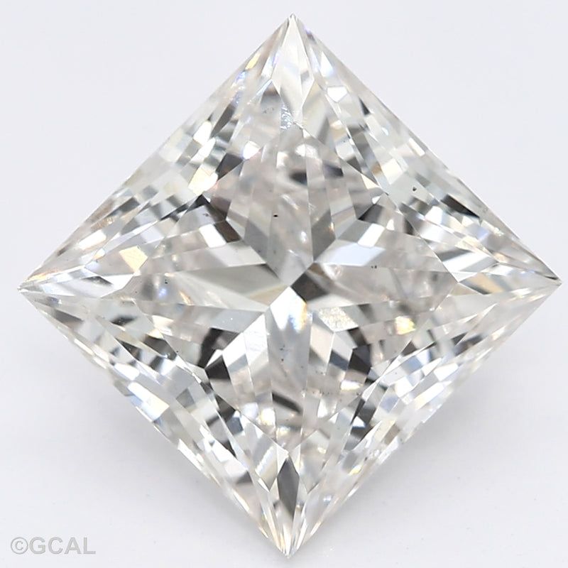 2.09 Carat  | Princess | I Colour | VS2 Clarity | Lab Grown Diamond