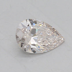 0.53 Carat  | Pear | H Colour | VS1 Clarity | Lab Grown Diamond
