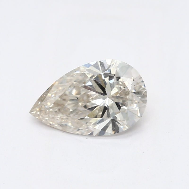 0.51 Carat  | Pear | H Colour | SI2 Clarity | Lab Grown Diamond