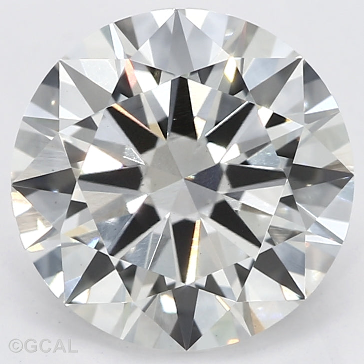 1.51 Carat  | Round | G Colour | VS2 Clarity | Lab Grown Diamond