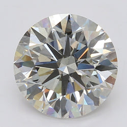 3.04 Carat  | Round | H Colour | VS2 Clarity | Lab Grown Diamond