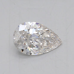 0.58 Carat  | Pear | H Colour | VS1 Clarity | Lab Grown Diamond