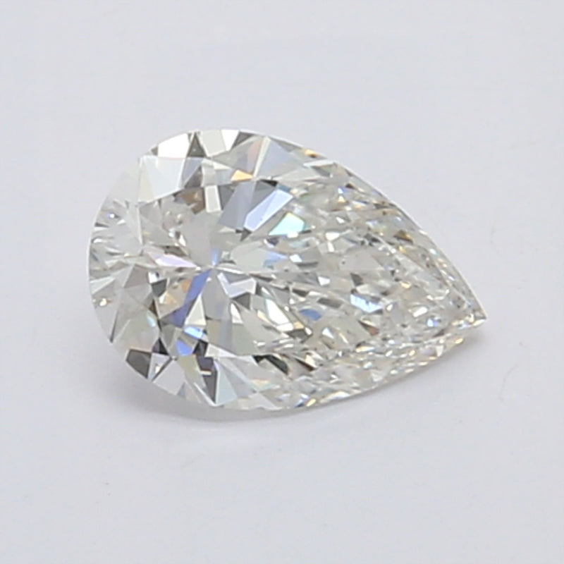 0.51 Carat  | Pear | G Colour | SI1 Clarity | Lab Grown Diamond