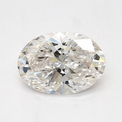 0.57 Carat  | Oval | H Colour | VVS1 Clarity | Lab Grown Diamond