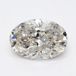 0.58 Carat  | Oval | G Colour | VS2 Clarity | Lab Grown Diamond