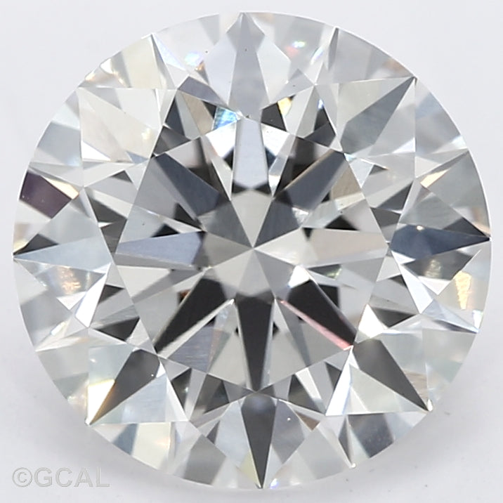 1.57 Carat  | Round | H Colour | VS1 Clarity | Lab Grown Diamond