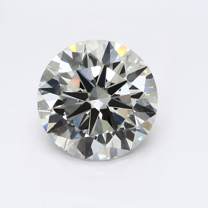 2.15 Carat  | Round | I Colour | VS1 Clarity | Lab Grown Diamond