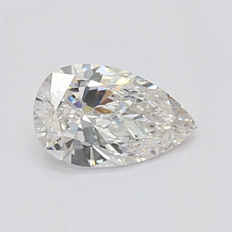 0.57 Carat  | Pear | G Colour | VS1 Clarity | Lab Grown Diamond