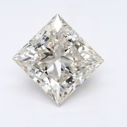 3.07 Carat  | Princess | H Colour | SI1 Clarity | Lab Grown Diamond