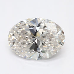 0.59 Carat  | Oval | G Colour | VVS2 Clarity | Lab Grown Diamond