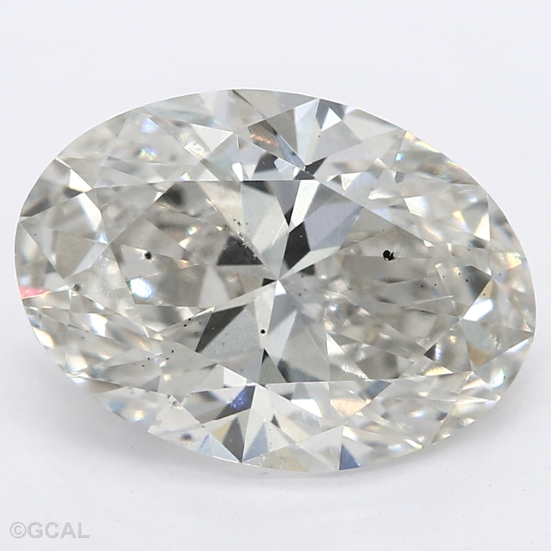 2.06 Carat  | Oval | H Colour | SI1 Clarity | Lab Grown Diamond