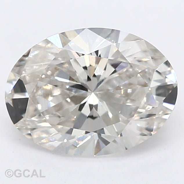 0.58 Carat  | Oval | H Colour | VS1 Clarity | Lab Grown Diamond