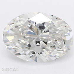 0.54 Carat  | Oval | F Colour | VS2 Clarity | Lab Grown Diamond