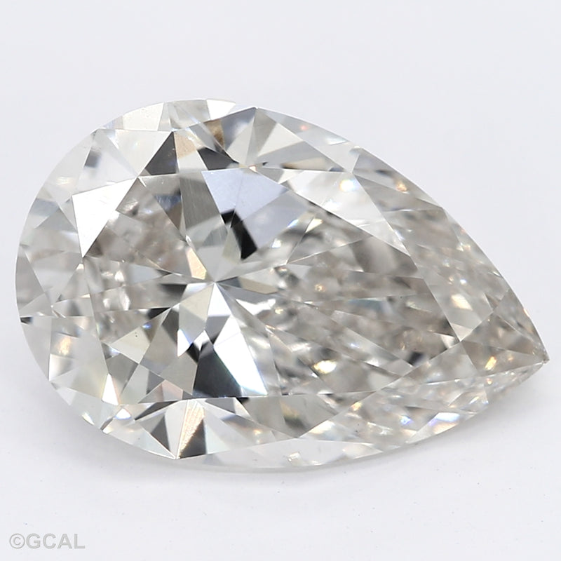 2.05 Carat  | Pear | I Colour | VS1 Clarity | Lab Grown Diamond