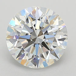 1.54 Carat  | Round | G Colour | VVS2 Clarity | Lab Grown Diamond
