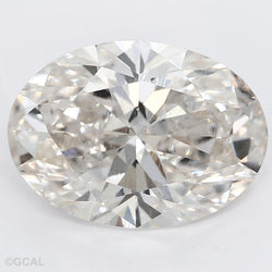 2.06 Carat  | Oval | I Colour | VS2 Clarity | Lab Grown Diamond