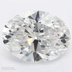 1.03 Carat  | Oval | E Colour | VS2 Clarity | Lab Grown Diamond