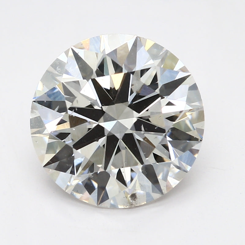 2.03 Carat  | Round | H Colour | SI1 Clarity | Lab Grown Diamond