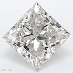 2.02 Carat  | Princess | I Colour | VS2 Clarity | Lab Grown Diamond