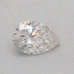 0.42 Carat  | Pear | H Colour | VS2 Clarity | Lab Grown Diamond