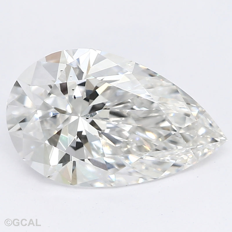 1.09 Carat  | Pear | E Colour | SI1 Clarity | Lab Grown Diamond