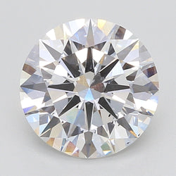 3.03 Carat  | Round | G Colour | VS2 Clarity | Lab Grown Diamond