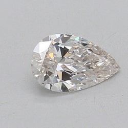 0.51 Carat  | Pear | I Colour | SI1 Clarity | Lab Grown Diamond