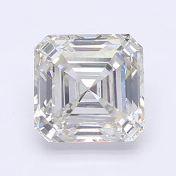 3.1 Carat  | Asscher | I Colour | VS2 Clarity | Lab Grown Diamond