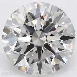 2.26 Carat  | Round | I Colour | VS2 Clarity | Lab Grown Diamond