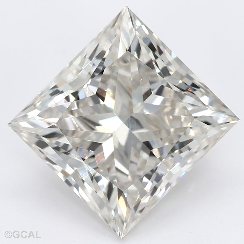 2.08 Carat  | Princess | J Colour | VS1 Clarity | Lab Grown Diamond
