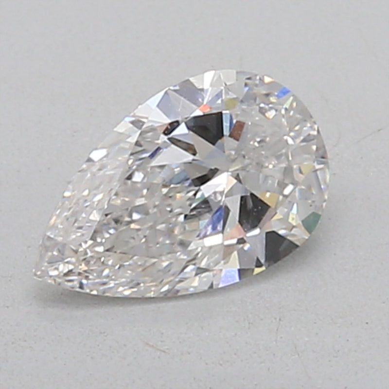 0.77 Carat  | Pear | G Colour | VVS2 Clarity | Lab Grown Diamond